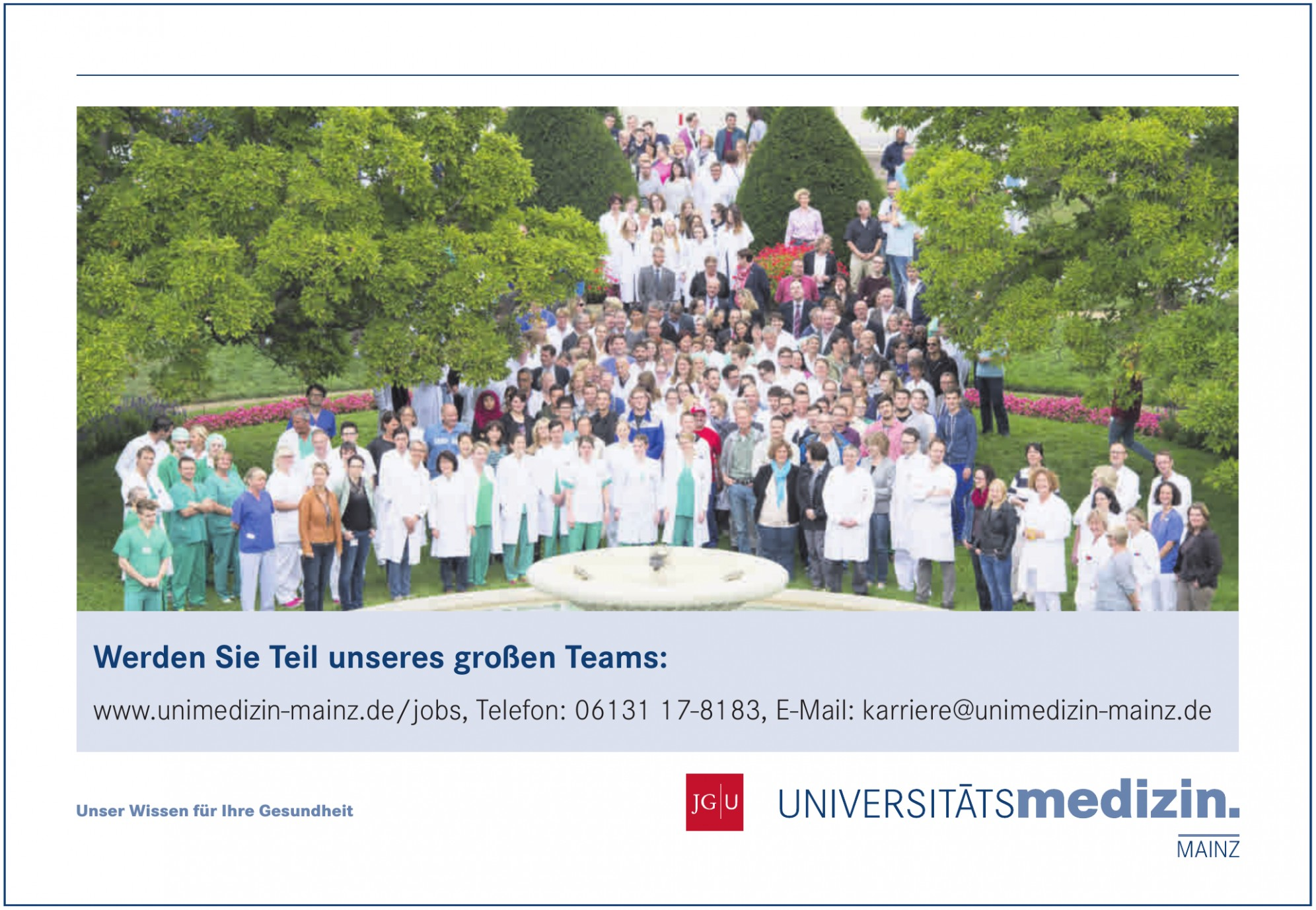 Universitätsmedizin Mainz