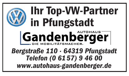 Autohaus Ludwig Gandenberger GmbH&Co KG